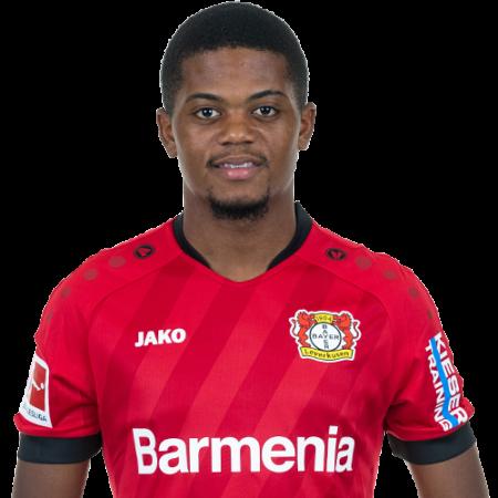 Jugadores y plantilla del Bayer Leverkusen 2019-2020 - Leon Bailey