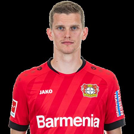 Jugadores y plantilla del Bayer Leverkusen 2019-2020 - Sven Bender