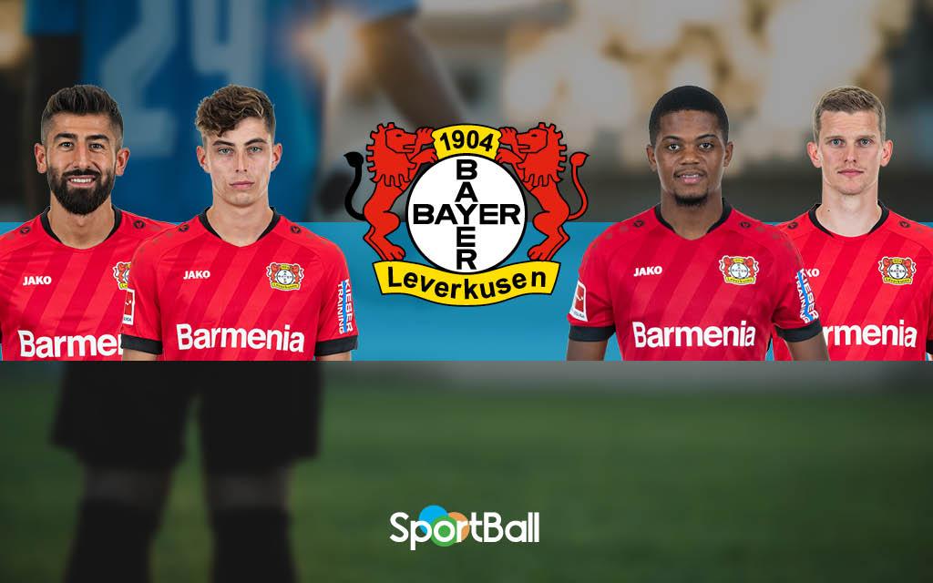 Jugadores y plantilla del Bayer Leverkusen 2019-2020