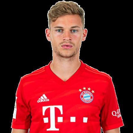 Jugadores y plantilla del Bayern Munich 2019-2020 - Joshua Kimmich