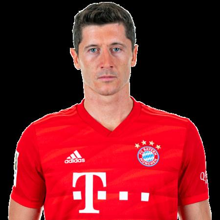 Jugadores y plantilla del Bayern Munich 2019-2020 - Robert Lewandowski