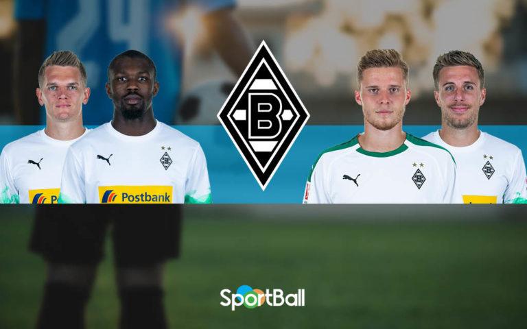 Jugadores y plantilla del Borussia M'Gladbach 2019-2020