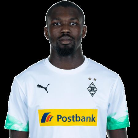 Jugadores y plantilla del Borussia M'Gladbach 2019-2020 - Marcus Thuram
