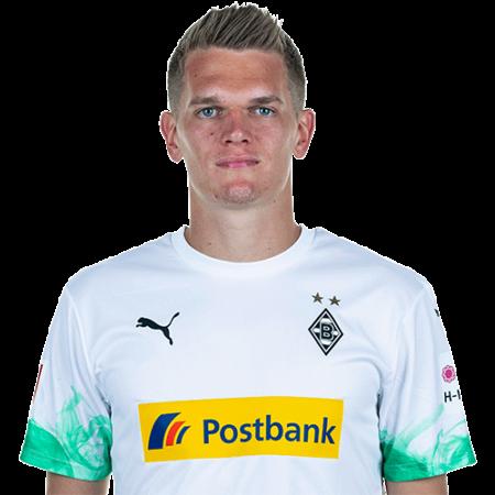 Jugadores y plantilla del Borussia M'Gladbach 2019-2020 - Matthias Ginter