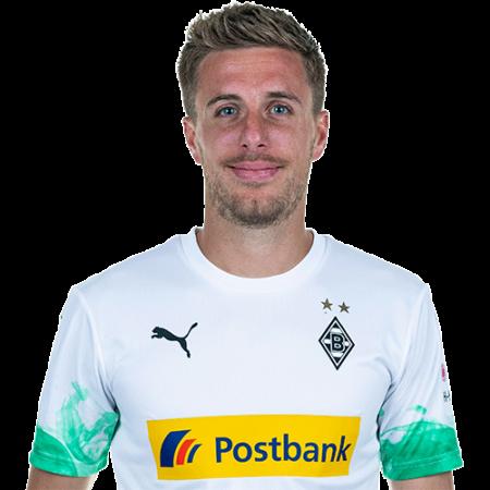Jugadores y plantilla del Borussia M'Gladbach 2019-2020 - Patrick Herrmann