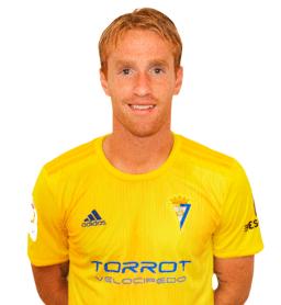 Jugadores y plantilla del Cádiz 2019-2020 - Álex Fernández