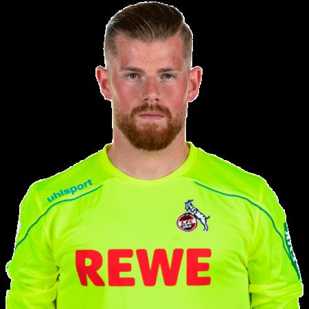 Jugadores y plantilla del Colonia 2019-2020 - Timo Horn