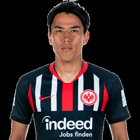 Jugadores y plantilla del Eintracht Frankfurt - 2019-2020 - Hasebe