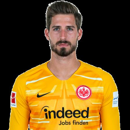 Jugadores y plantilla del Eintracht Frankfurt - 2019-2020 - Kevin Trapp