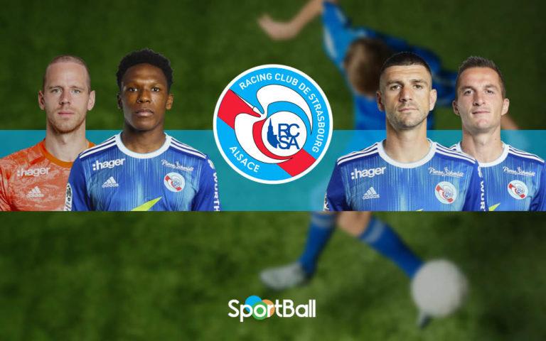 Jugadores y plantilla del Estrasburgo 2019-2020