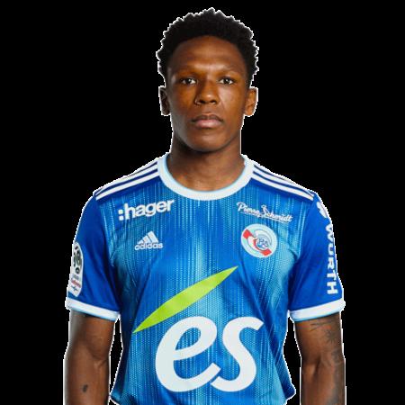 Jugadores y plantilla del Estrasburgo 2019-2020 - LeboMothiba