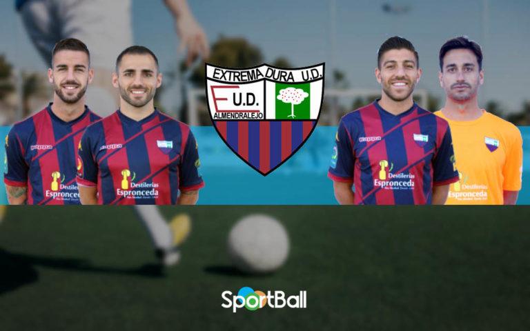 Jugadores y plantilla del Extremadura 2019-2020