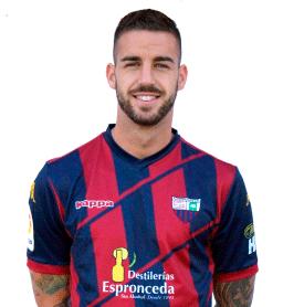 Jugadores y plantilla del Extremadura 2019-2020 - Borja Granero