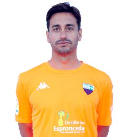 Jugadores y plantilla del Extremadura 2019-2020 - Casto Espinosa