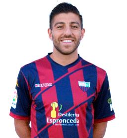 Jugadores y plantilla del Extremadura 2019-2020 - Giovanni Zarfino