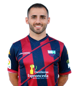 Jugadores y plantilla del Extremadura 2019-2020 - Nono