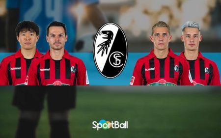 Jugadores y plantilla del Friburgo 2019-2020