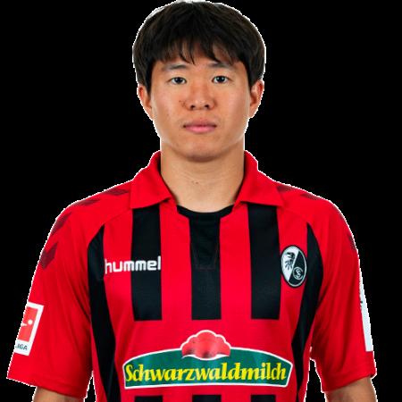 Jugadores y plantilla del Friburgo 2019-2020 - Chang-hun Kwon