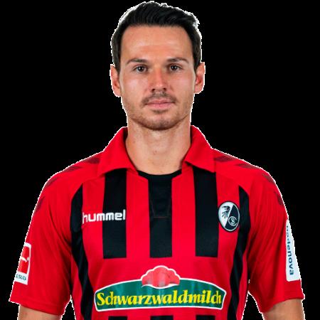 Jugadores y plantilla del Friburgo 2019-2020 - Nicolas Höfler