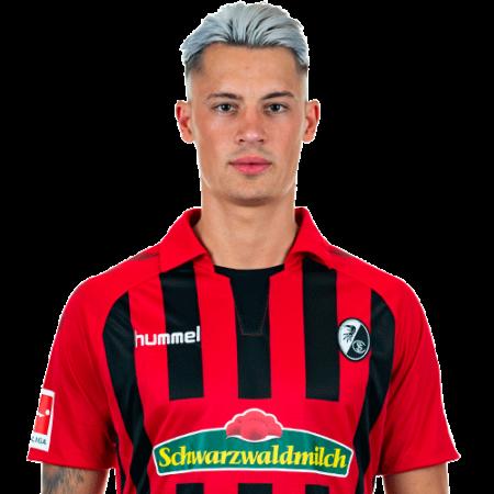 Jugadores y plantilla del Friburgo 2019-2020 - Robin Koch