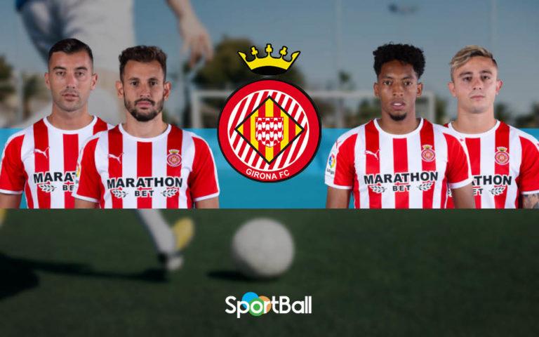 Jugadores y plantilla del Girona 2019-2020