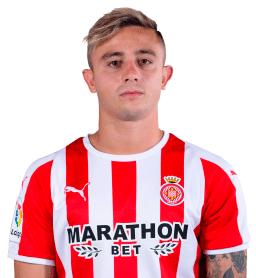 Jugadores y plantilla del Girona 2019-2020 - Maffeo