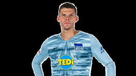 Jugadores y plantilla del Hertha Berlín 2020 - Rune Jarstein
