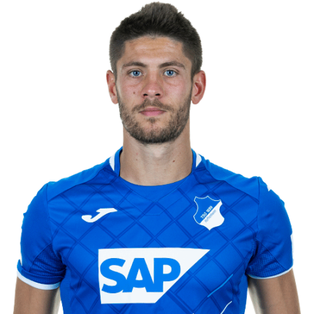 Jugadores y plantilla del Hoffenheim 2019-2020 - Andrej Kramaric