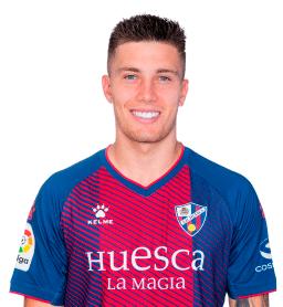 Jugadores y plantilla del Huesca 2019-2020 - Cristo