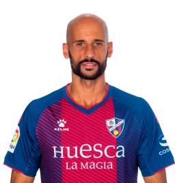 Jugadores y plantilla del Huesca 2019-2020 - Mikel Rico