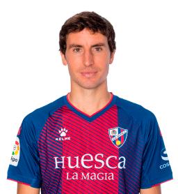 Jugadores y plantilla del Huesca 2019-2020 - Pedro Mosquera