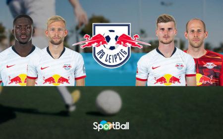 Jugadores y plantilla del Leipzig 2019-2020