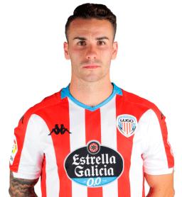 Jugadores y plantilla del Lugo 2019-2020 - López
