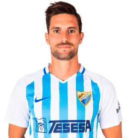 Jugadores y plantilla del Málaga 2019-2020 - Adrián González