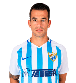 Jugadores y plantilla del Málaga 2019-2020 - Luis Hernández