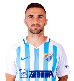Jugadores y plantilla del Málaga 2019-2020 - Sadiku