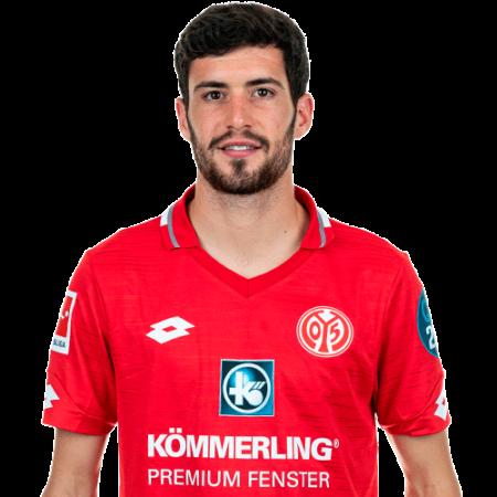 Jugadores y plantilla del Mainz 05 2019-2020 - Aarón Martín