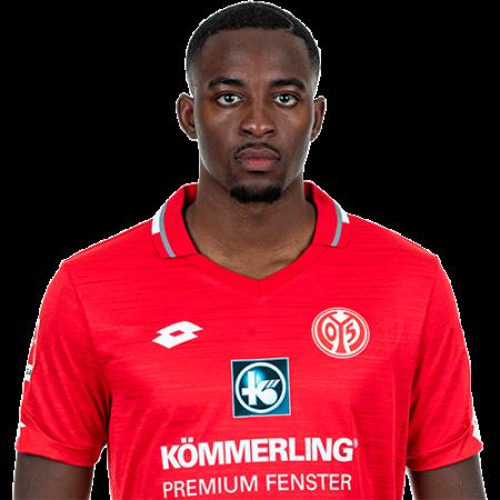 Jugadores y plantilla del Mainz 05 2019-2020 - Jean-Philippe Mateta