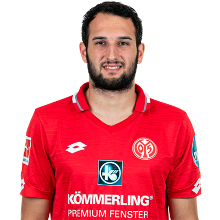 Jugadores y plantilla del Mainz 05 2019-2020 - Levin Öztunali