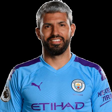 Jugadores y plantilla del Manchester City 2019-2020 - Agüero