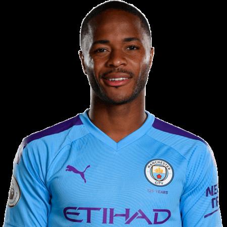 Jugadores y plantilla del Manchester City 2019-2020 - Sterling