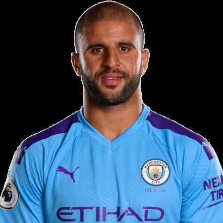 Jugadores y plantilla del Manchester City 2019-2020 - Walker