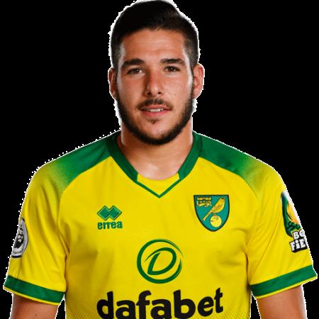 Jugadores y plantilla del Norwich 2019-2020 - Emiliano Buendía