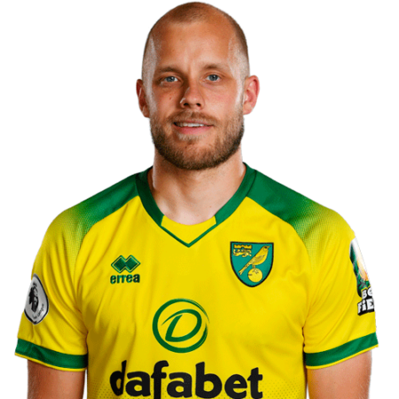 Jugadores y plantilla del Norwich 2019-2020 - Teemu Pukki