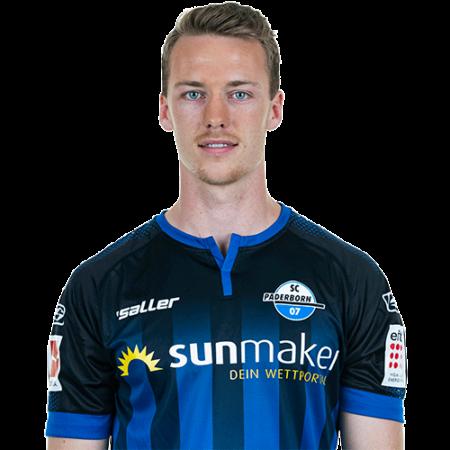 Jugadores y plantilla del Paderborn 2019-2020 - Sebastian Schonlau