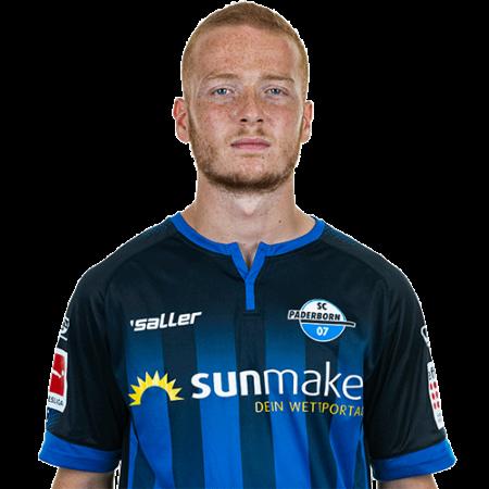 Jugadores y plantilla del Paderborn 2019-2020 - Sebastian Vasiliadis