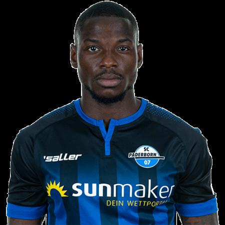 Jugadores y plantilla del Paderborn 2019-2020 - StrelI Mamba