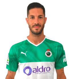 Jugadores y plantilla del Racing Santander 2019-2020 - Álvaro Cejudo
