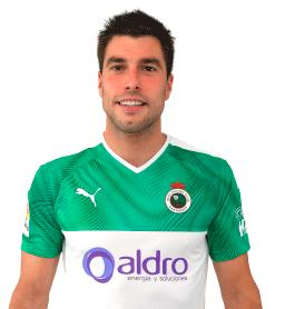 Jugadores y plantilla del Racing Santander 2019-2020 - Jon Ander
