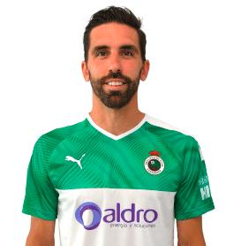 Jugadores y plantilla del Racing Santander 2019-2020 - Jordi Figueras